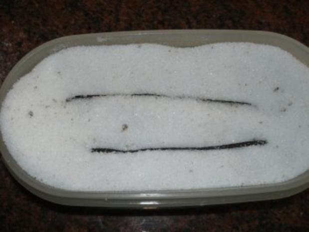 Diverses:    BOURBON-Vanillezucker selbstgemacht - Rezept - Bild Nr. 5