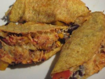 Tacos Mexicana - Rezept