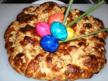 KUCHEN: Mona de Pascua - Rezept