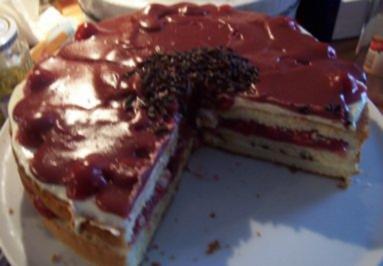 Kuchen Mit Joghurt Und Kirschen Rezepte Kochbar De