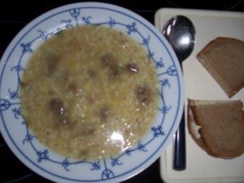 Suppe/Eintopf...Reissuppe mit Rindfleisch - Rezept