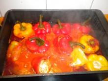Paprika gefüllt - Rezept