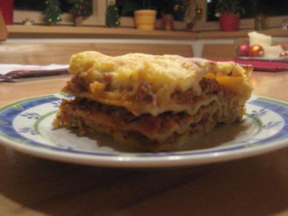 Klassische Lasagne al forno