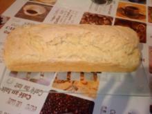 Hausgemachtes Brot - Rezept