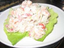 """Salat: """"Lisa's"""" bester Garnelensalat! - Rezept"""