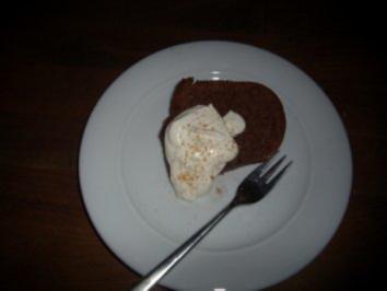 Backwerk: Loreley-Kuchen... - Rezept