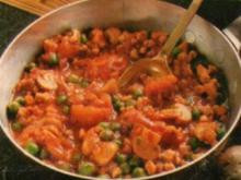 Gemüsepfanne mit Schweinefleisch - Rezept - Bild Nr. 2