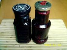 Wenn die Tiefkühltrühe zickt Part 5.1: Brombeersirup - Rezept
