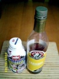 Milchmix:American Caramel Brownie - Rezept