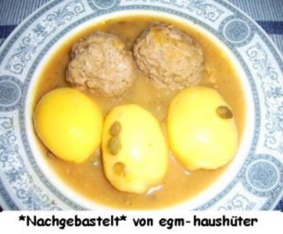 Königsberger Klopse, diättauglich zubereitet - Rezept - Bild Nr. 6