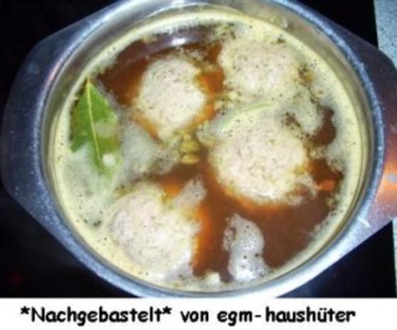Königsberger Klopse, diättauglich zubereitet - Rezept - Bild Nr. 7
