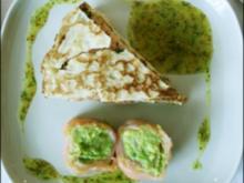Avocado-Lachs-Häppchen - Rezept