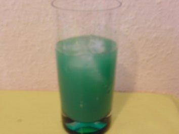 Bruja verde - Rezept