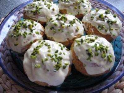 Apfel-Rübli-Muffins - Rezept