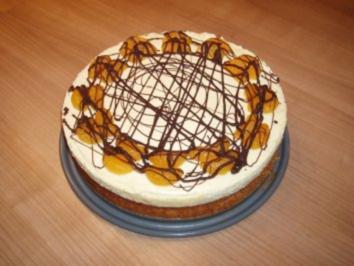 Karotten Kuchen Mit Orangencreme Rezept Kochbar De