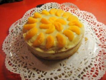 Mandarinen - Torte - Rezept