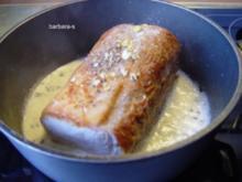 Fleisch-Gerichte:  Schweinebraten in Milch - Rezept