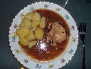 Sauer-Süße Eier - Rezept