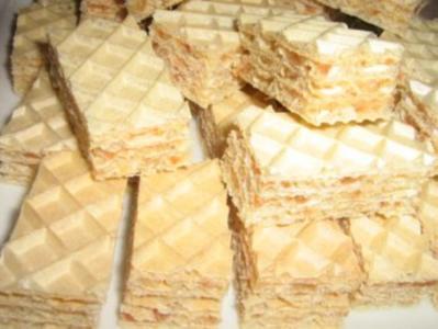 Caramel oblaten - Rezept