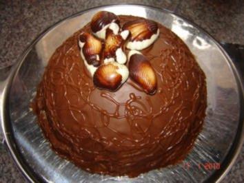 Kuchen+Torten :  Frutti-di-mare-Kuppel - Rezept