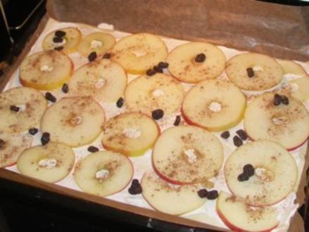 Elsäßischer Apfelkuchen - Rezept