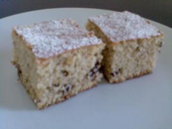 Zucchinikuchen (Becherkuchen) - Rezept