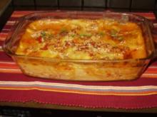 Meine ultimative Lasagne - Rezept