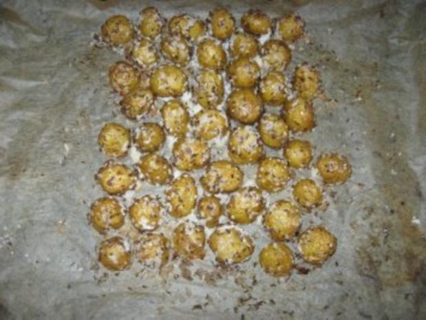 Backofen-Kümmelkartoffeln - Rezept - Bild Nr. 4
