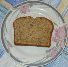 Kuchen - Nusskuchen mit Möhren - Rezept