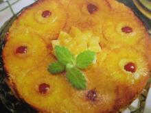 Ananaskuchen - Rezept