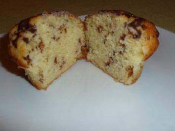 Joghurt - Eierlikör - Muffins - Rezept