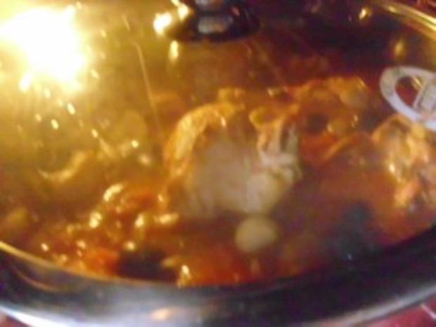 Geschmortes Hähnchen - Rezept - Bild Nr. 15