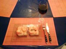 Abendbrot: Überbackener Toast - Rezept
