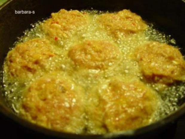 Fleisch-Gerichte: Frikadellen *mediteran* - Rezept
