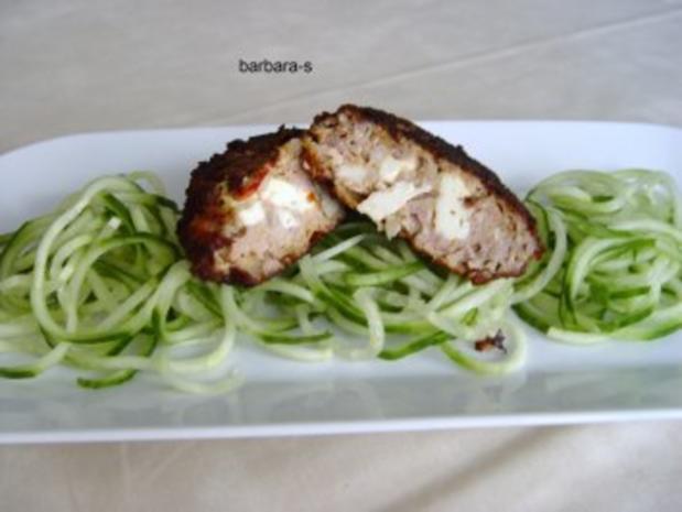 Fleisch-Gerichte: Frikadellen *mediteran* - Rezept - Bild Nr. 3