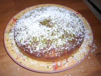 Mini-Orangen-Schoko Kuchen - Rezept