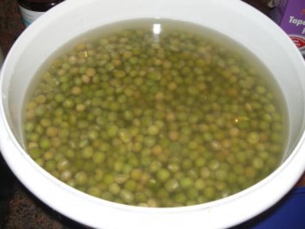Suppe:   ERBSENSUPPE - Rezept - Bild Nr. 3