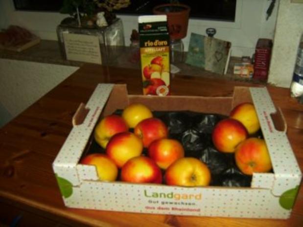 Apfel - Kompott - Rezept
