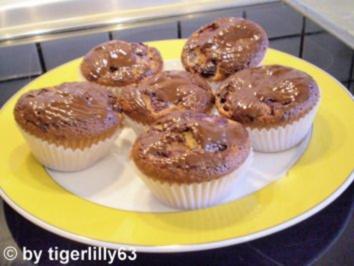 Kirsch-Muffins - Rezept
