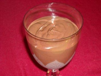 Mousse au chocolat - laktosefrei - Rezept