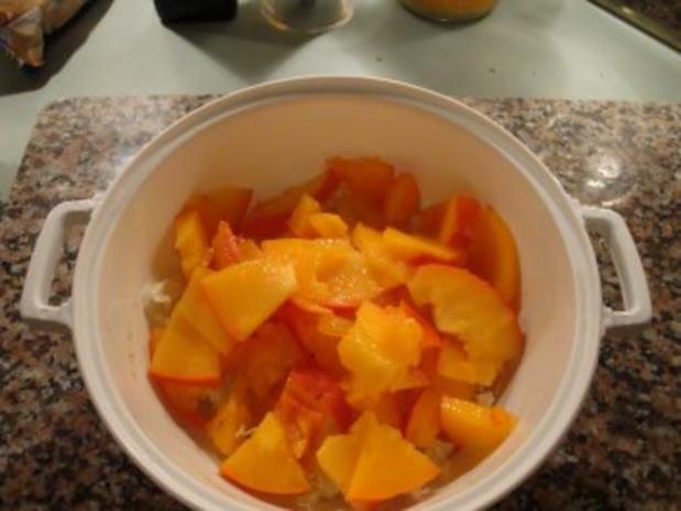 Avocado-Kaki Salat - Rezept - Bild Nr. 4