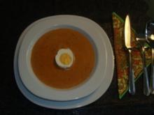 Suppen: Tomatensuppe nach einem Rezept vom Russischen Onkel - Rezept