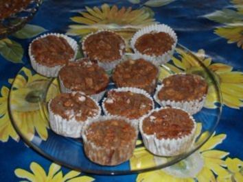 Rezept: Apfel Muffins