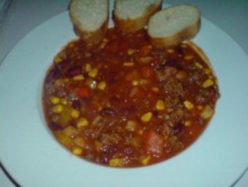 Variation für Chili con Carne - Rezept