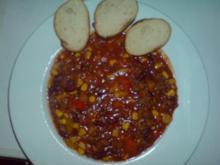 Vegetarisches Chili con Carne - Rezept