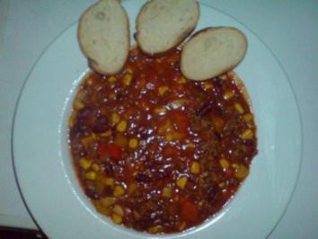 Vegetarisches Chili Con Carne Rezept Mit Bild Kochbarde
