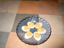 Gefüllte Eier ala Mama - Rezept