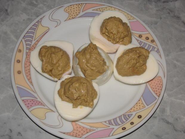 Gefüllte Eier ala Mama - Rezept - Bild Nr. 2
