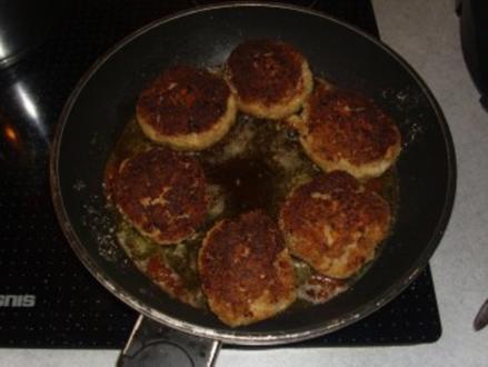 Fleischgerichte: Buletten einmal anders - Rezept