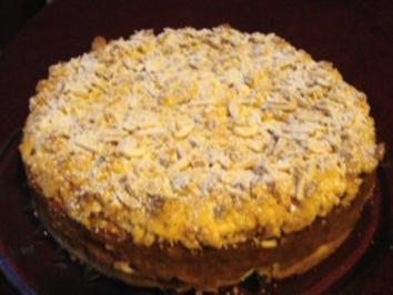 3 Mandelkuchen Mit Pudding Und Sahne Rezepte Kochbar De
